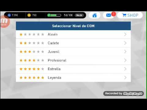 Pes 2018 Mobile Gameplay Dificultad Profesional Apk Y Datos Obb