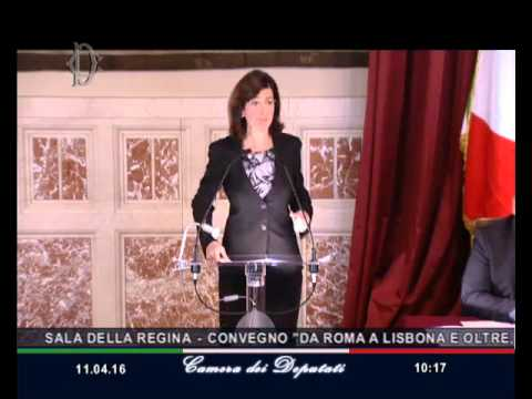Roma - From Rome to Lisbon and beyond, building a new polity (11.04.16)