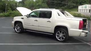 FOR SALE 2007 CADILLAC ESCALADE EXT 1 OWNER!! Stk# 20713A www.lcford.com