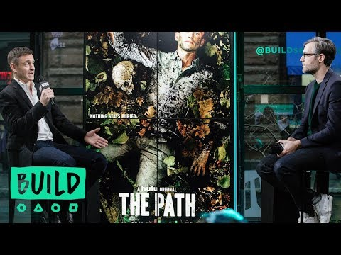 "Hugh Dancy Discusses His Hulu Show, ""The Path"""