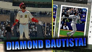 DIAMOND JOSE BAUTISTA IS ON THE SQUAD! MLB THE SHOW 18 BATTLE ROYALE