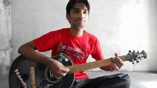tune mere jana guitar chords by nandu