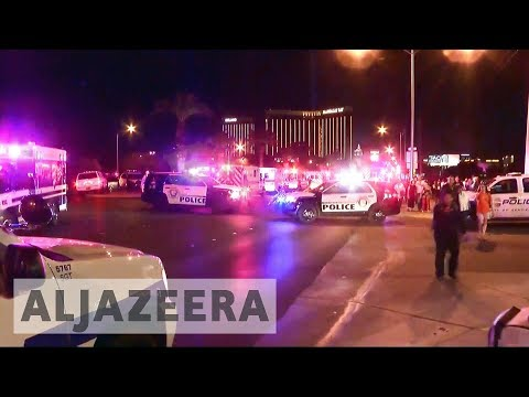 Las Vegas shooting: At least 20 killed, more than 100 wounded