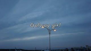 (가사/한국어자막/해석)Ed Sheeran-Galway girl