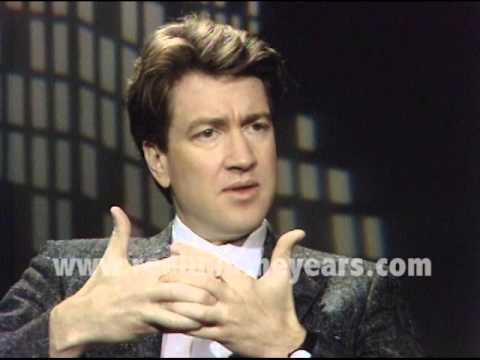David Lynch Interview 1986 Brian Linehan's City Lights