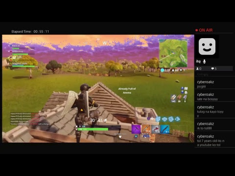 Iambrenzzy's Live PS4 Broadcast