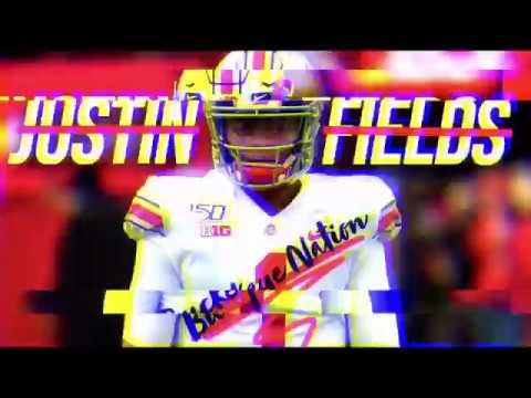 Justin Fields //2019 Heisman Highlights// (Woah~Lil Baby)