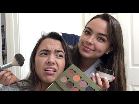 Nessa Does My Makeup!