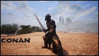 Conan Exiles Katana