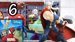 Disney Infinity: Toy Box 2.0 - Assault On Asgard - Thor [episode 6] [ipad/android]