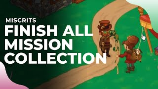 Repeat youtube video Finish All Mission Collector