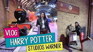HARRY POTTER EM LONDRES! TOUR NOS ESTÚDIOS WARNER BROS
