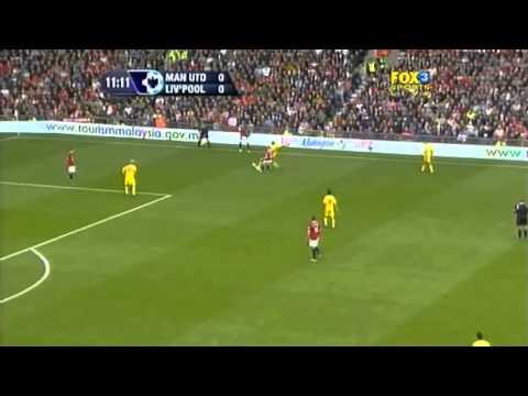 Manchester Un- Liverpool...FA League 2006-07.Part 1.