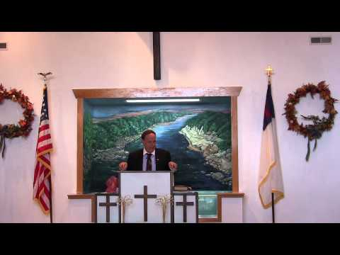 Be Strong in the Lord–Veteran's Day (2 Timothy 2:1) – Part 2