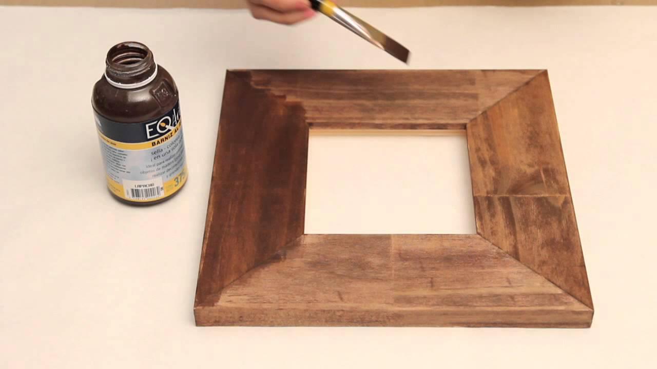 Diferencia entre barnices al agua y lacas al agua eq arte - Pintura para lacar madera ...