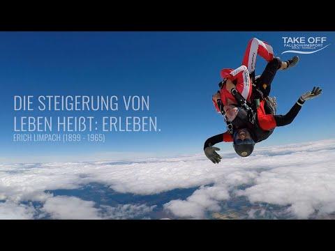TAKE OFF Fallschirmsport - Tandemsprung Fallschirmsprung Bei Berlin