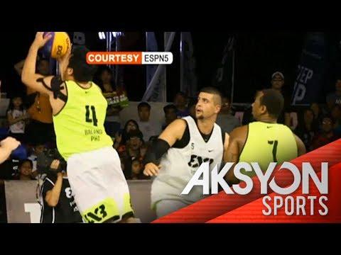 31st sa FIBA 3x3 rankings