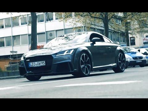 2017 Audi Tt Rs Fv 400hp Daytona Grey By Autonomclothing Youtube