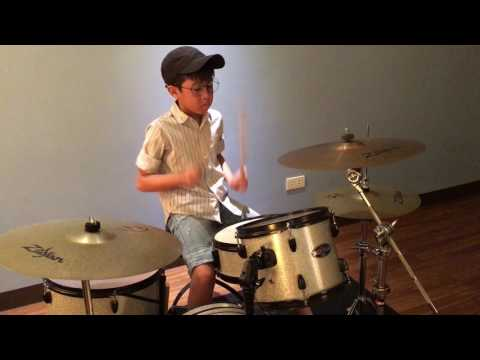 Thumbnail: Versace on the Floor - Bruno Mars (drum cover)
