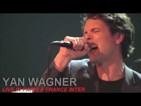 YAN WAGNER LIVE AU STUDIO 105 DE FRANCE INTER PARIS LE 20 SEPTEMBRE 2017