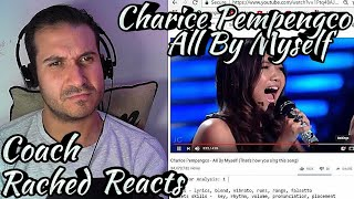 Vocal Coach Reaction + Analysis - Charice Pempengco - All By Myself