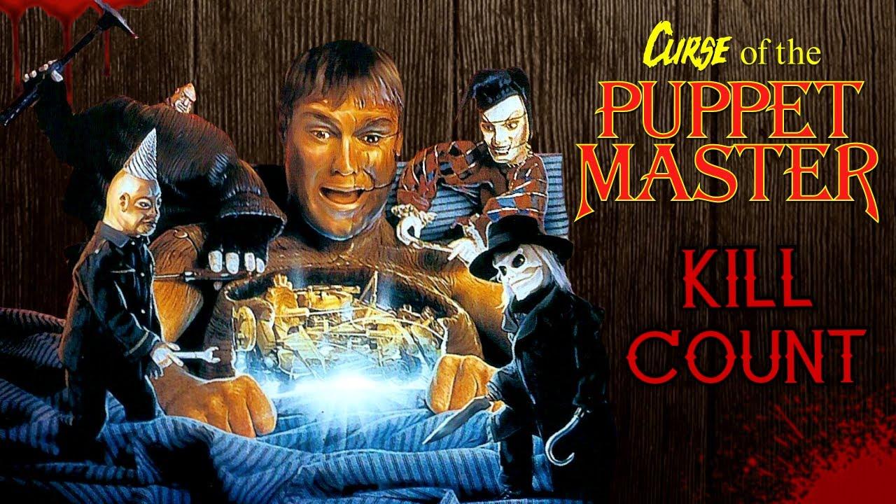 Puppet Master 6 (1998) - Kill Count S06 - Death Central