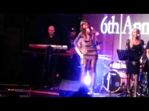 Viktoria sing @ R & B As we Lay