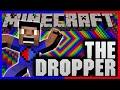 Minecraft THE DROPPER with Vikkstar & Ali-A