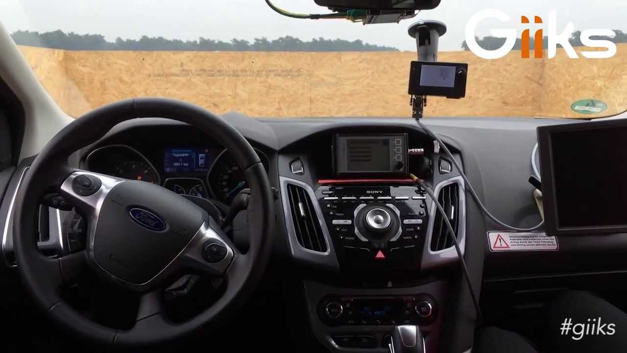 ford futures la voiture qui se gare toute seule youtube