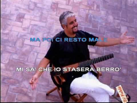 Pino Daniele Che ore so Karaoke