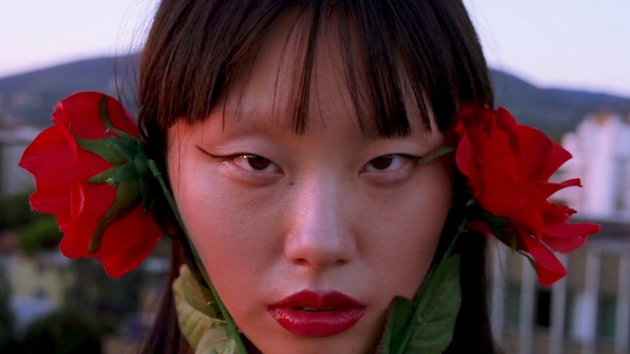 [FASHION FILM] Pap presents Fashion Film 'Let's sew our lips' ㅡ Pap magazine