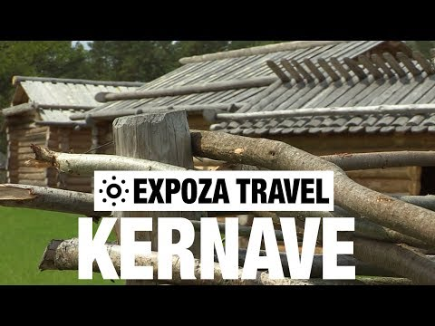 Kernave (Lithuania) Vacation Travel Video Guide