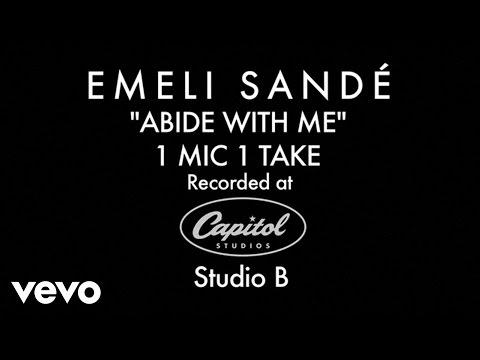Emeli Sandé - Abide With Me (1 Mic 1 Take)