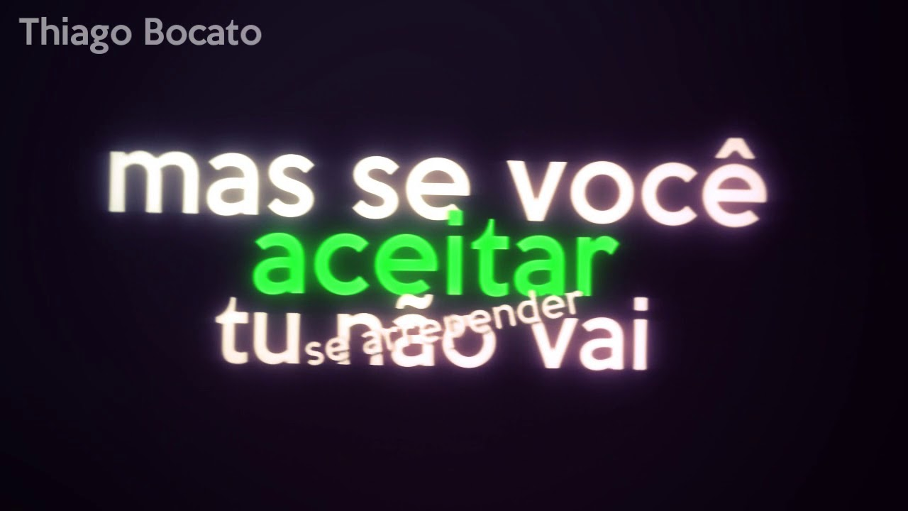 Tipografia: MC Pedrinho - Eu Vou Te Pegar - YouTube