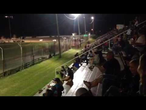 Factory Stock Heat Race 4 Superbowl Speedway 9/10/16