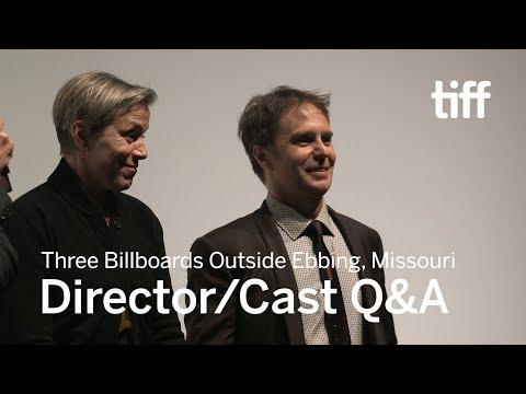THREE BILLBOARDS OUTSIDE EBBING, MISSOURI Q&A | TIFF 2017