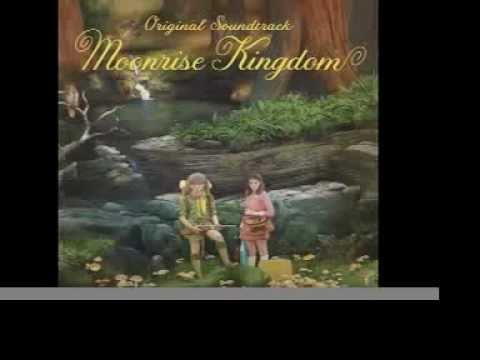 Moonrise Kingdom Soundtrack: Camp Ivanhoe Cadence Medley (Track #2)