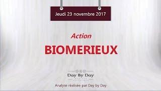 Action Biomérieux : sur un support majeur - Flash analyse IG 23.11.2017