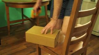клип «Картонная Коробка»