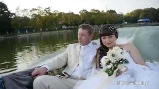 Русская свадьба-прогулка на катере
