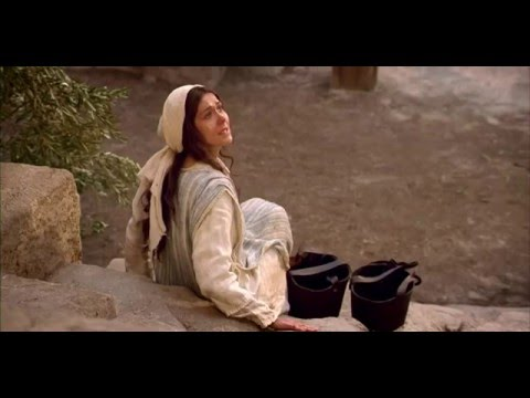 Seorang Malaikat Menubuatkan Kelahiran Kristus ke Maria