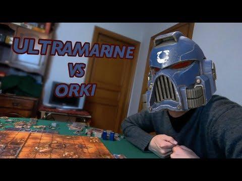 Orki contro Ultramarine su Heroes of Black Reach!