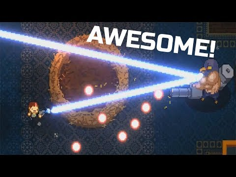 THIS GAME IS AMAZING! | Enter the Gungeon |