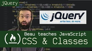 jQuery: CSS and classes