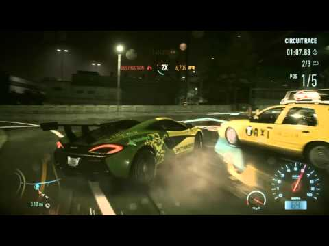 Need for Speed | Most Wanted's I AM ROCK tune is back!