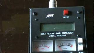 Ham Radio MFJ-259B Antenna Analyzer Repair