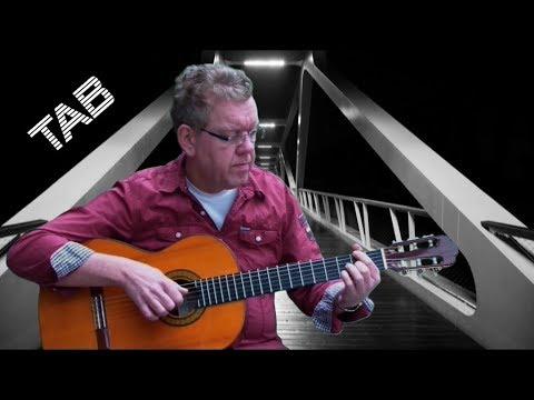 Wonderful Tonight - Guitar Fingerstyle TAB (Eric Clapton)