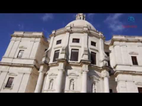 Panteón Nacional por fuera, Lisboa