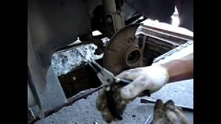 видео передняя ступица ваз 2108