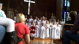 SWEA Dallas 2014 - Tomtarnas julnatt - Midnatt råder